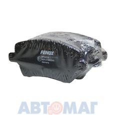 Колодки тормозные ВАЗ 4601 Largus передние FENOX BP43018 (к-т 4 шт.)