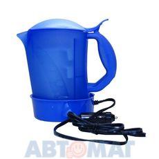 Чайник автомобильный 0,8л 12V (синий) AutoStandart (м01,м04)