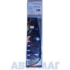 Шторка солнцезащитная на лобовое стекло (146х68см), рис. Тигр, AutoStandart