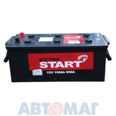 Аккумулятор грузовой EXTRA START - 190 А/ч 950 А +L