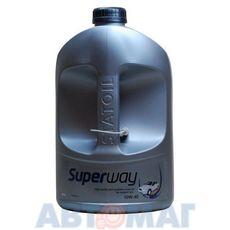 Масло моторное Statoil Superway 10w40 4л полусинтетическое