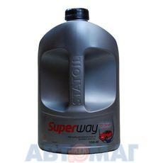 Масло моторное Statoil Superway 10w40 TDI 4л полусинтетическое