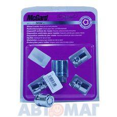 Комплект секретокдля автомобильных дисков (гайки) М12*1.25