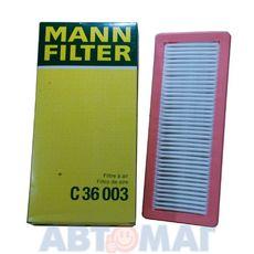 Фильтр воздушный MANN C 36 003