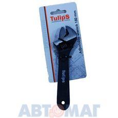 Ключ разводной, 150 мм, рукоятки с изоляцией (Good Work)