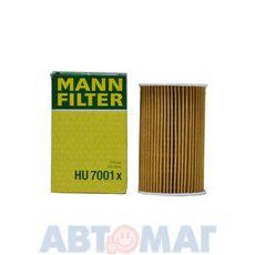 Фильтр масляный MANN HU 7001 x