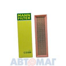 Фильтр воздушный MANN C 33006