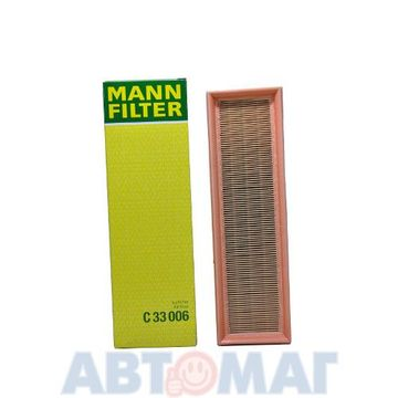 Фильтр воздушный MANN C 33 006