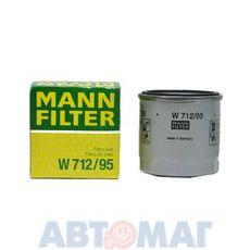 Фильтр масляный MANN W 712/95