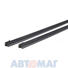 Резинки щеток стеклоочистителя 710мм (к-т 2шт) AutoStandart (Китай)