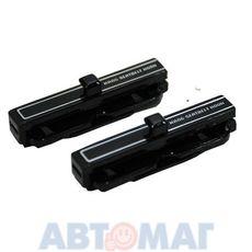 Ограничитель ремня безопасности с крючком (к-т 2шт) AutoStandart