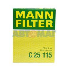 Фильтр воздушный MANN C 25 115