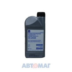 GM ATF 3309 1л масло трансмиссионное (40771)