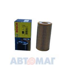 1457429243 BOSCH Фильтр масляный (Audi,VW)