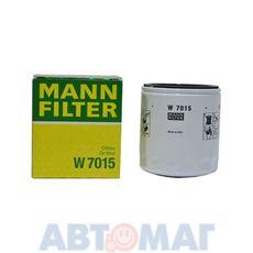 Фильтр масляный MANN W 7015