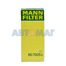Фильтр масляный MANN HU 7029 z