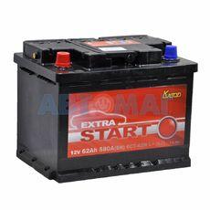 Аккумулятор EXTRA START 62 А/ч 580А +L