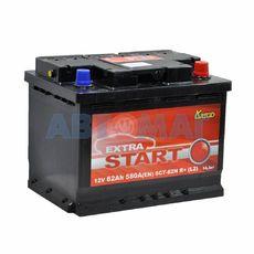 Аккумулятор EXTRA START 12V 62 А/ч 580А +D