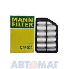 Фильтр воздушный MANN C 26 022