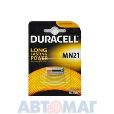 Эл-т питания Duracell MN21 12V BP1(в бл.1шт) (шт)