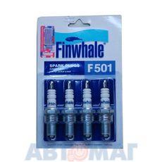 Комплект свечей зажигания Finwhale F501 (4шт)
