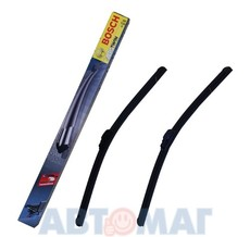 Комплект щеток стеклоочистителя BOSCH Aerotwin AR550S - 550мм + 530мм (3 397 118 906)