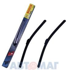 Комплект щеток стеклоочистителя BOSCH Aerotwin AR653S - 650мм + 400мм (3 397 118 911)