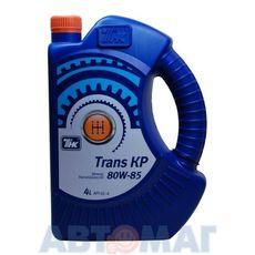 Масло трансмиссионное ТНК 80w85 GL-4 4л