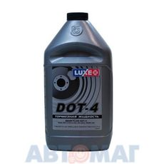 Тормозная жидкость LUXE DOT-4 0,910кг