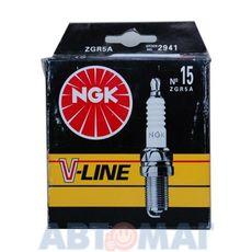 Комплект свечей зажигания NGK V-Line №14 ZGR5A (4шт)