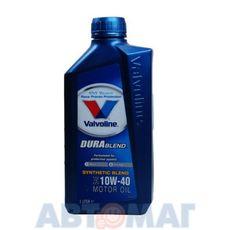 Масло моторное Valvoline Dura Blend 10w40 1л полусинтетическое