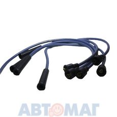 Провода высоковольтные ВАЗ 2101 TESLA T134H полусиликон