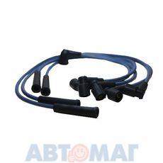 Провода высоковольтные ВАЗ 2108 карб. TESLA T135H полусиликон