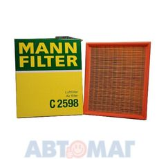 Фильтр воздушный MANN C 2598