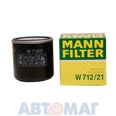 Фильтр масляный MANN W 712/21