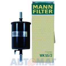 Фильтр топливный MANN WK 55/2