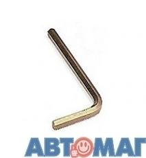 Ключ-шестигpанник SNAP-ON, Г-образный, 2-1/2 мм.