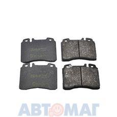 21153 колодки пер. ATE MB W124 16 мм MEYLE