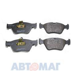 21411 колодки пер. ATE Opel Omega B, Vectra A, CC, Calibra 17 мм MEYLE (21413)