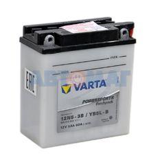 Аккумулятор мото VARTA 505 012 003 - 5 А/ч 30 А (121*61*131) YB5L-B