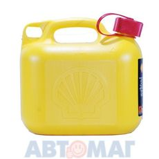 Канистра для бензина Shell Fuel Can 5л