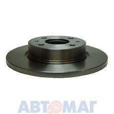 Диск тормозной ВАЗ 2108-099 ATE 24.0112-0125.1 (к-т 2 шт.)