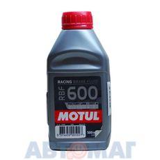 Тормозная жидкость Motul RBF 600 FL 0,5л синтетическая
