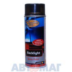 Лак для тонировки фонарей черный MOTIP