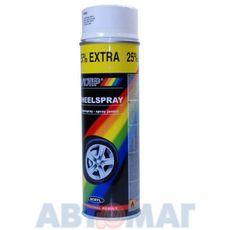 Краска для дисков белая MOTIP