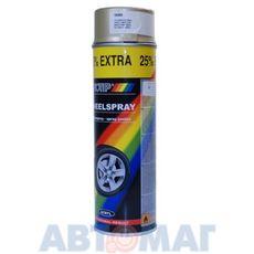 Краска для дисков золотистая MOTIP
