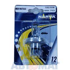 хх Автолампа Н4 100/90W 12V NARVA 48904 Rally (шт)
