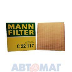 Фильтр воздушный MANN C 22 117