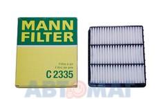 Фильтр воздушный MANN C 2335