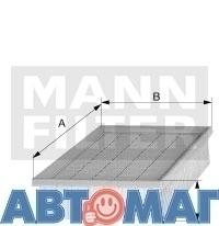 Фильтр воздушный MANN C 2998/5X